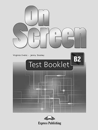 On Screen B2 Test Booklet Revised, фото 2