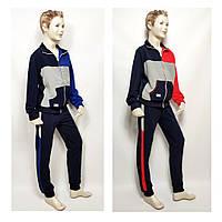 Спортивний костюм двійка на хлопчика школа 6-10 років опт, фото 1
