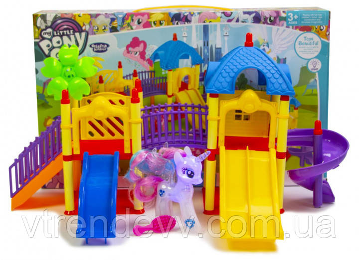 Игровой набор My Little Pony Горки