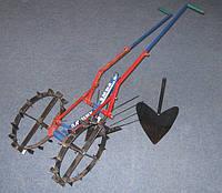 Устройство для обработки земли — Дачник (приводится в движение одним человеком), фото 1