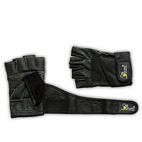 Перчатки для фитнеса и тяжелой атлетики OLIMP Hardcore Profi Wrist Wrap олимп хардкор профи врист врап