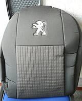 Чехлы на сидения Peugeot 301 Sedan c 2016+ г.в. деленые