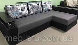 Угловой диван Токио Бар+ Ниша. Мягкая мебель  Черкассы производство