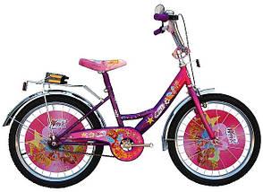 Детский велосипед Mustang WINX-18, фото 2