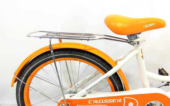 """Детский велосипед Crosser JK-703 20"""", фото 2"""