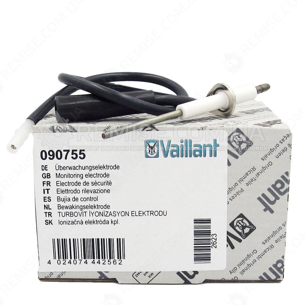 Электрод ионизации Vaillant atmoVIT, turboVIT - 090755