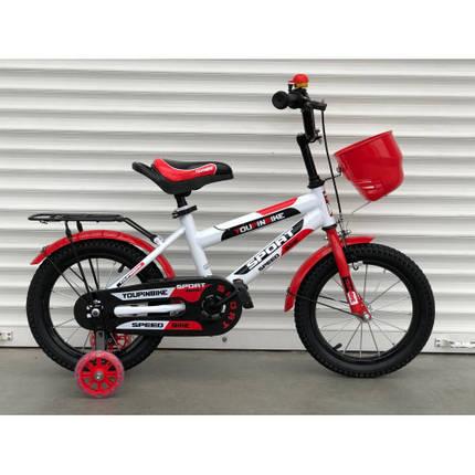 """Детский велосипед 804 12"""", фото 2"""