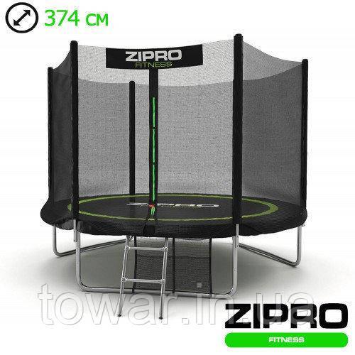 Батут ZIPRO 374 см12ft
