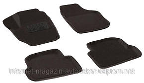 3D коврики для Skoda Fabia (Шкода Фабия) 2007-14 г.