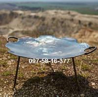 Сковорода туристическая Фирменная 56 см из диска для пикника  от производителя