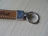 Брелок хлястик Ford логотип эмблема Форд 117мм автомобильный на авто ключи , фото 4