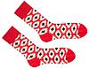 Носки женские Sammy Icon Stucco 36-40, красные, фото 3