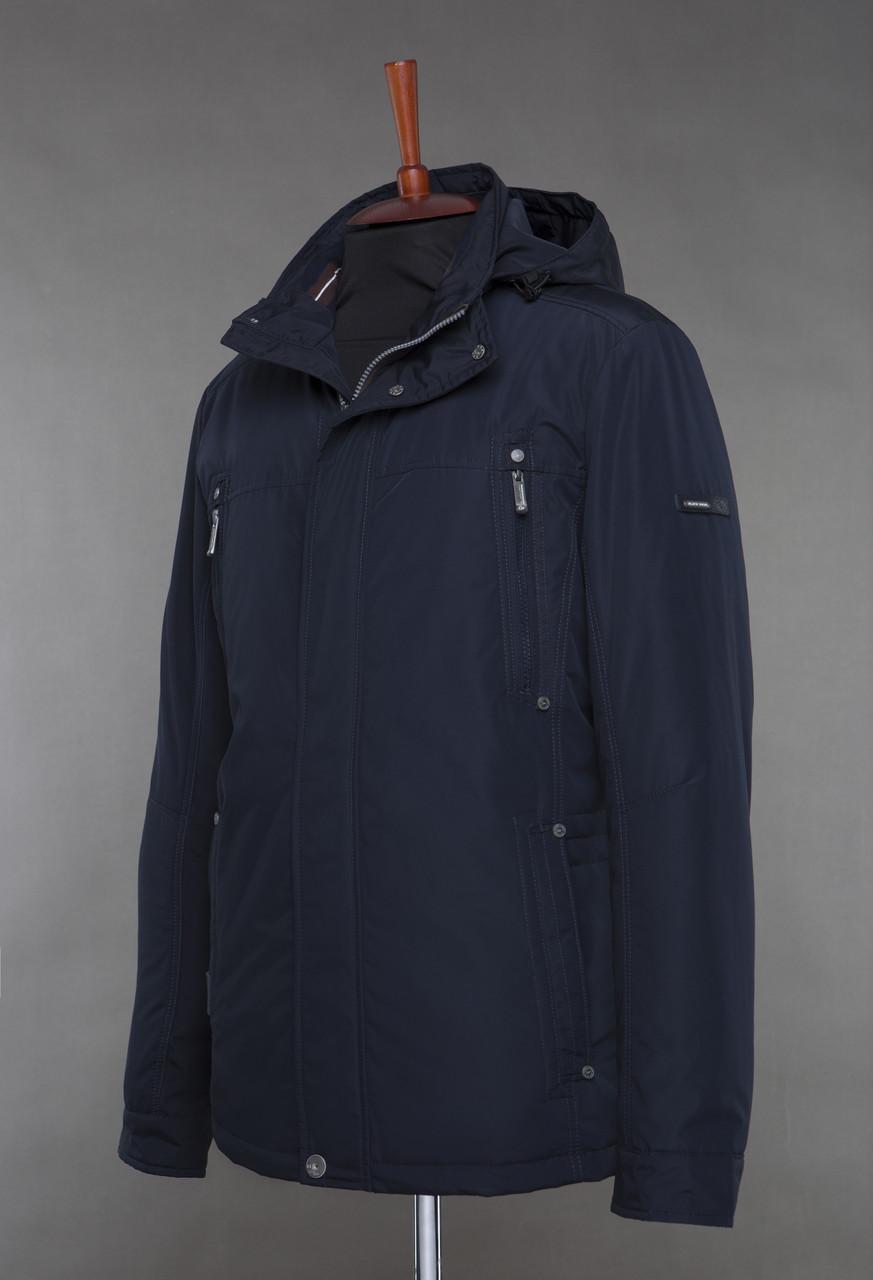 Чоловіча демісезонна куртка. BLACK VINYL TC18-1265.