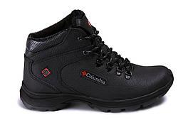 Мужские кожаные зимние ботинки Columbia Track Control (реплика)