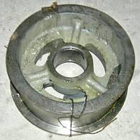 Шкив натяжной ф 200 мм РСМ-101.01.10.103 для ремня 4/НВ (плоский) (ACROS, TORUM, ВЕКТОР, ДОН-1500Б)