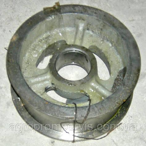 Шкив натяжной ф 200 мм РСМ-101.01.10.103 для ремня 4/НВ (плоский) (ACROS, TORUM, ВЕКТОР, ДОН-1500Б), фото 2