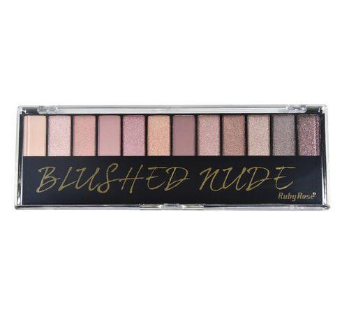 Тени для век с праймером Ruby Rose HB-9913 Blushed Nude