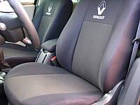 Чехлы на сидения Renault Logan седан (цельный) с 2013 г.в. Российская сборка