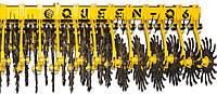 Борона ротационная навесная, мотыга Queen-Q6 (6 метров)