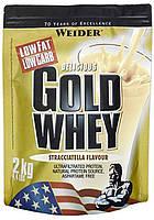 ПротеинWeider Gold Whey (500 г) вейдер голд вэй
