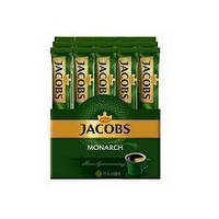 Кава Jacobs Monarch (26х1.8 г) розчинна в стіках