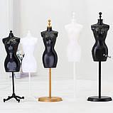 Аксессуары для кукол - манекен для одежды (белый), фото 2