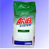 Стиральный порошок Ariel Alpha Proffesional 15 кг универсал