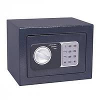 Акция! Взломостойкий мебельный сейф 23х17х17см. с электронным замком.
