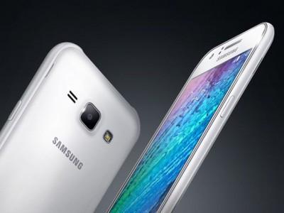 Samsung Galaxy J5 і J7 з фронтальним спалахом представлені в Китаї