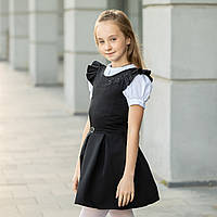 """Школьное платье для девочки  """"Маргаритка"""""""