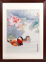 Набор для вышивки крестом XIU CRAFTS 2800109 «Вечная любовь»