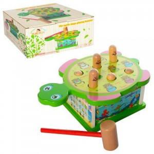Деревянная игрушка Стучалка , фото 2