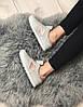 Детские, подростковые  кроссовки New Balance 574 Grey/Gold Последняя пара 40 - на длину ноги 25.5см, фото 8