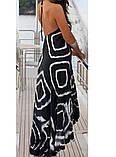Женское пляжное платье-сарафан Д-061, фото 2