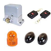 Комплект автоматики для откатных ворот Weilai kit DGY1800Pro