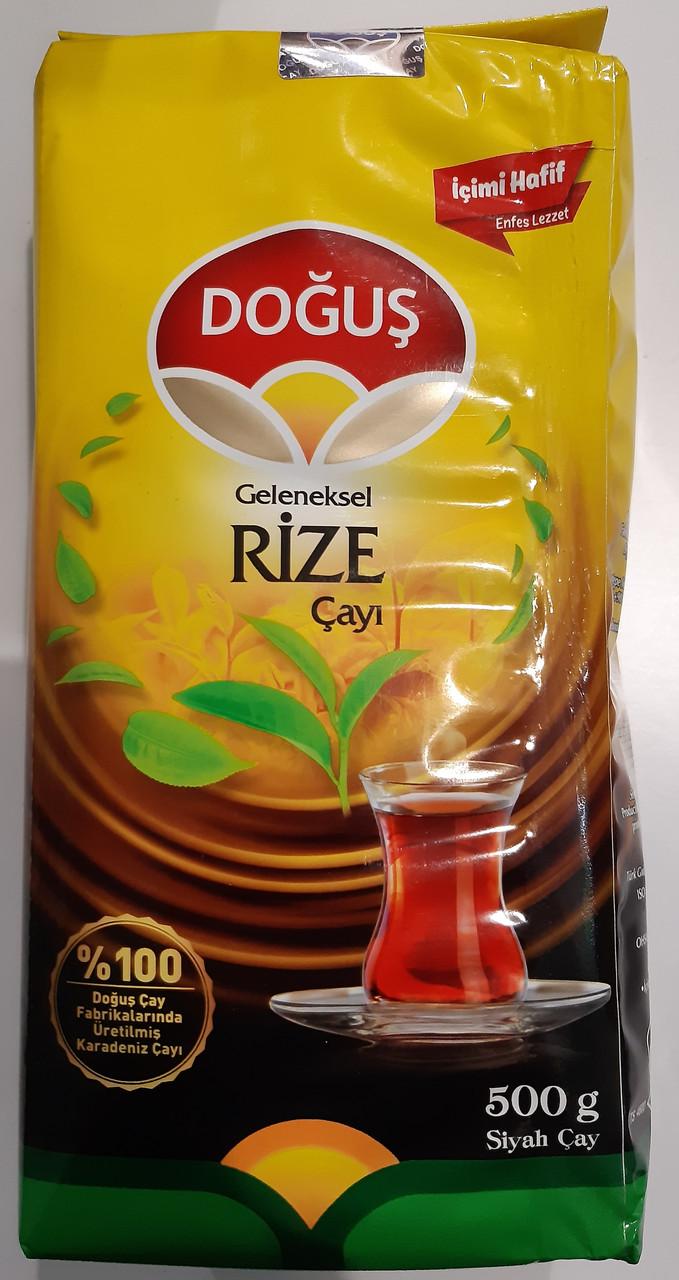 Турецкий черный чай Doğuş Rize 500 г