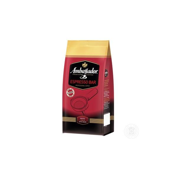 Кофе AmbassadorEspressoBar (1000 г ) в зернах