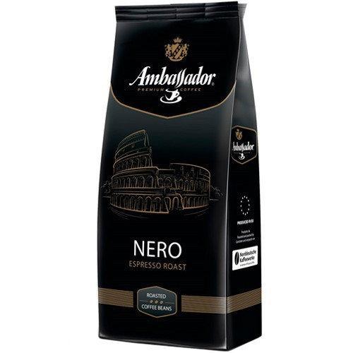 Кофе Ambassador Nero (1000 г ) в зернах