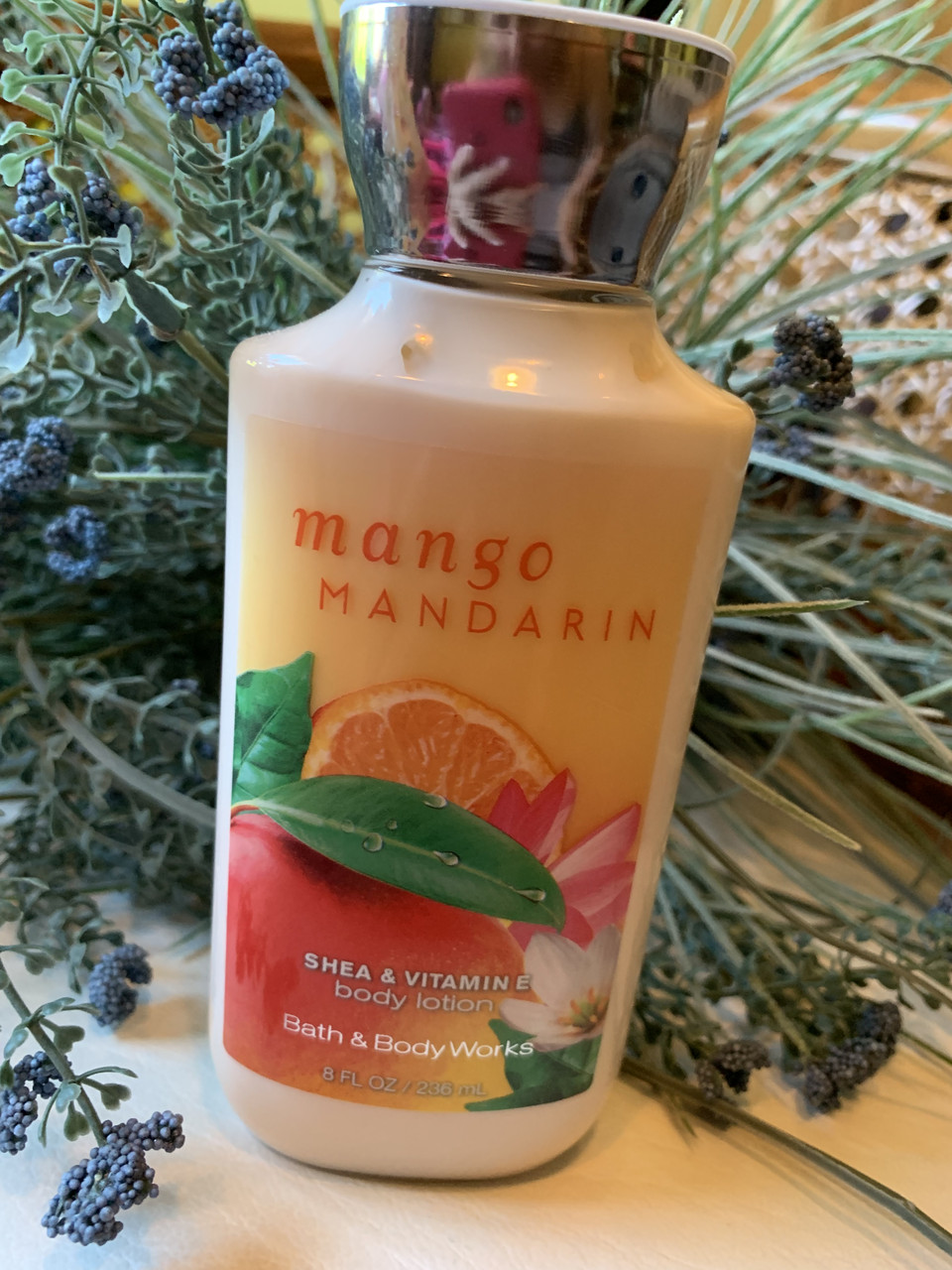 """Лосьон для тела Bath and Body Works """"Манго мандарин"""""""