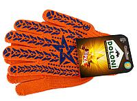 Перчатки / рукавицы DOLONI Звезда с ПВХ-рисунком