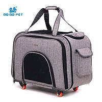 Кейс-переноска Pet Space Grey, фото 1