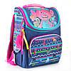 Рюкзак шкільний каркасний 1 Вересня H-11 Trolls, 34*26*14 см (553405)