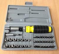 Набор инструментов с битами 41 предмет In-1051