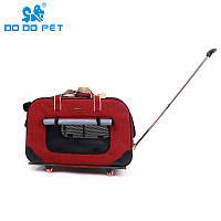 Кейс-переноска Pet Gooddy Box, красный, фото 1