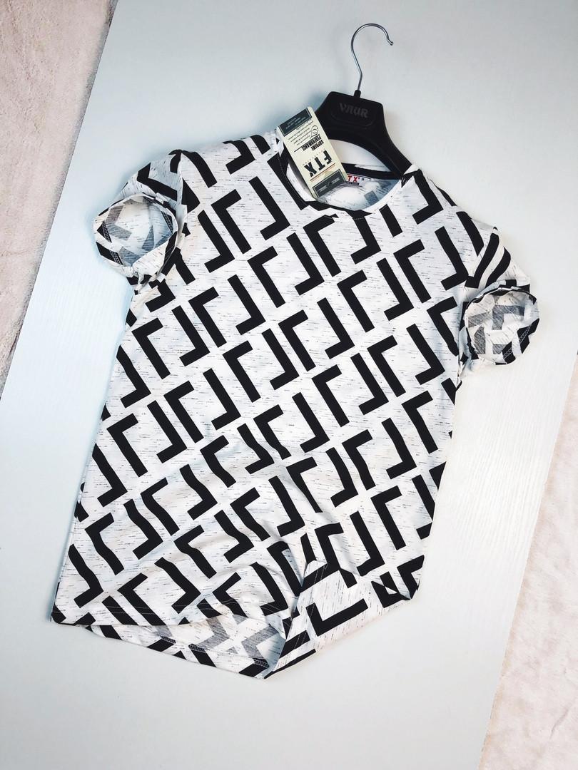 Стильная молодёжная  футболка  FTX S, M, L, XL, XXL расцветки в ассортименте