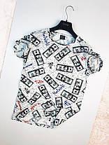 Стильная молодёжная  футболка  FTX S, M, L, XL, XXL расцветки в ассортименте, фото 3