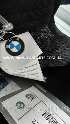 Бейсболка BMW Jersey Cap Dark Blue 2018, фото 3