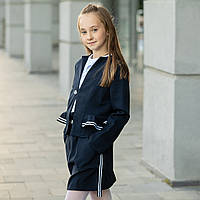 """Школьный костюм двойка  для девочки """"Шарм-2"""" , фото 1"""