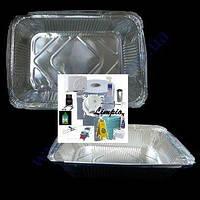 Контейнер из фольги, SP 24L на 430 мл, 14,4*11,9*4,0 см, в упаковке 100 штук