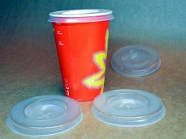 Крышка для холодных напитков 330 мл 100 шт